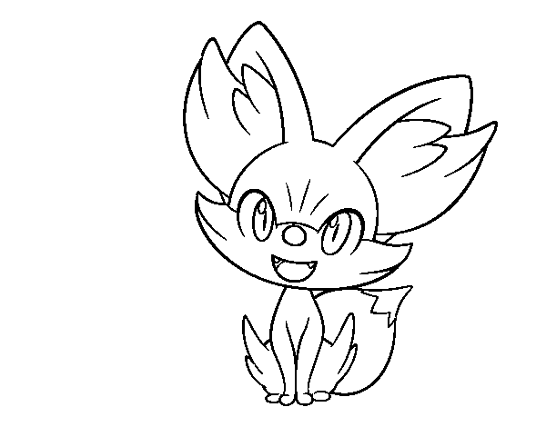 Pokemon fennekin coloring pages ~ Mega Lucario Pokemon Coloring Pages Printable Sketch ...
