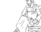 Dibujo de Filósofo para colorear
