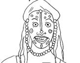 Dibujo de Gerwol 1 para colorear