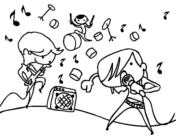 Resultado de imagen de grupo musical