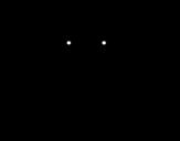 Dibujo de Guepardo hembra
