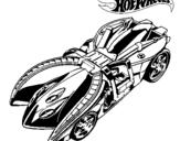 Dibujo de Hot Wheels 7 para colorear