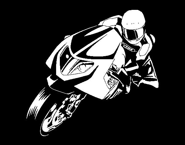 Dibujo de Hot Wheels Ducati 1098R para Colorear  Dibujosnet