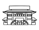 Dibujo de Instituto