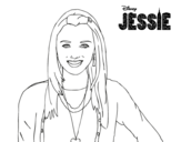 Dibujo de Jessie - Emma Ross para colorear