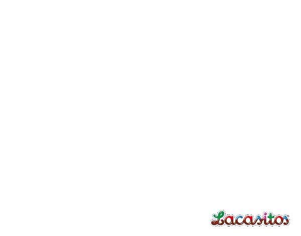 Dibujo de Lacasitos para Colorear