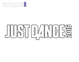 Dibujo de Logo Just Dance