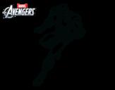 Dibujo de Los Vengadores - Iron Man para colorear