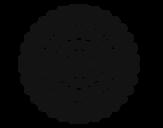 Dibujo de Mandala étnica para colorear