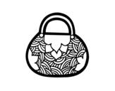 Dibujo de Mini bolso de inspiración japonesa