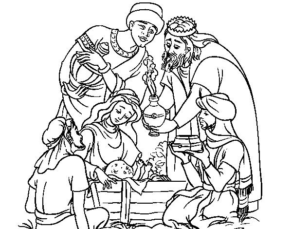 imagens para pintar de jesus 5