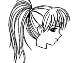 Dibujo de Niña 14