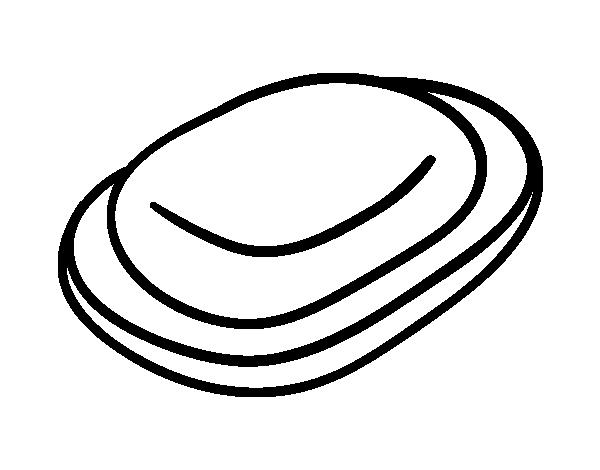 Imagenes De Jabon De Baño:Dibujo de Pastilla de jabón para Colorear – Dibujosnet