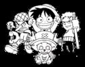 Personajes One Piece