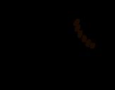 Dibujo de Pinchito para colorear
