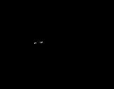 Dibujo de Pterodáctilo feliz para colorear