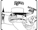 Dibujo de Rattlesmar Jake