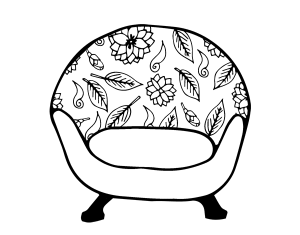Dibujo De Sill 243 N Vintage Para Colorear Dibujos Net