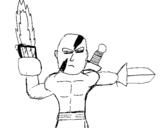 Dibujo de Skylanders Imaginators dibujado por Christianito para colorear