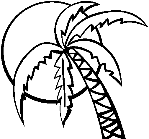 Dibujo de Verano 1 para Colorear  Dibujosnet