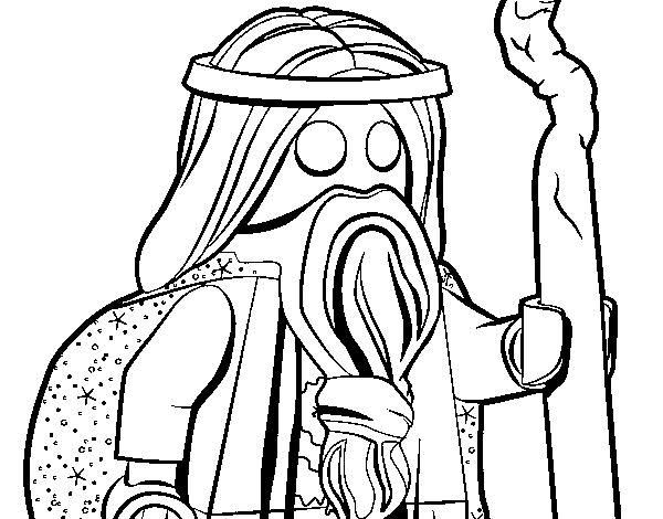 Dibujo de Vitruvius para Colorear  Dibujosnet