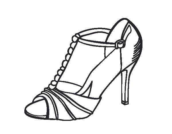 Foot Steps additionally 186 furthermore Dibujos Zapatos De Cordones further Porta Recados Zapatito De Taco in addition Zapatos De Nino Para Colorear. on imagenes de zapatos para mujer