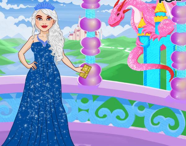 Moda de Princesa