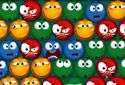 Jugar a Bolas gruñonas de la categoría Juegos de habilidad