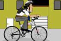 Jugar a Carrera en bicicleta de la categoría Juegos de deportes