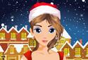 Claudia en Navidad