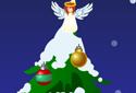 Jugar a Decorando el árbol de la categoría Juegos de navidad