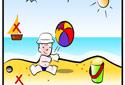 Jugar a Diferencias estivales de la categoría Juegos educativos