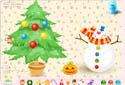 Jugar a El árbol más original de la categoría Juegos de navidad