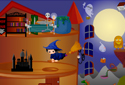 Jugar a El castillo del terror de la categoría Juegos de halloween