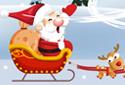 El trineo de Papá Noel 2