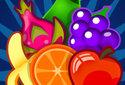 Jugar a Fiesta frutal de la categoría Juegos de puzzles