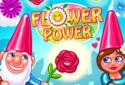 Jugar a Flores al poder de la categoría Juegos de puzzles