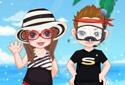Jugar a Hermanos mellizos de la categoría Juegos de niñas
