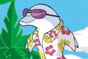 Jugar a Jerry, el delfín de la categoría Juegos de niñas