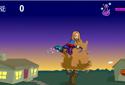 Jugar a La brujita voladora de la categoría Juegos de halloween