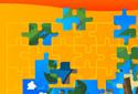 Jugar a La isla y el tiburón de la categoría Juegos de puzzles