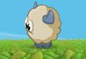 Jugar a La ovejita valiente de la categoría Juegos de aventuras
