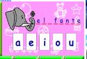 Jugar a Letras revoltosas de la categoría Juegos educativos