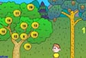 Jugar a Mates en el árbol de la categoría Juegos educativos