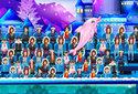 Jugar a Mi espectáculo del Delfín: Versión Navidad de la categoría Juegos de habilidad