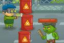 Jugar a Noche Zombie de la categoría Juegos de estrategia