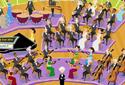 Jugar a Orquesta de primera de la categoría Juegos musicales