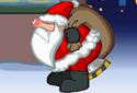 Jugar a Papá Noel a reacción de la categoría Juegos de navidad