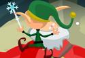 Jugar a Papá Noel equilibrista de la categoría Juegos de navidad