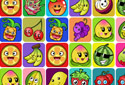Parejas de frutas